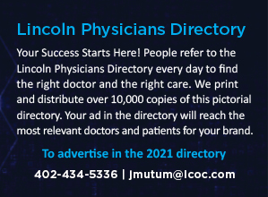 Lincoln Specialty Care - Directory Ad